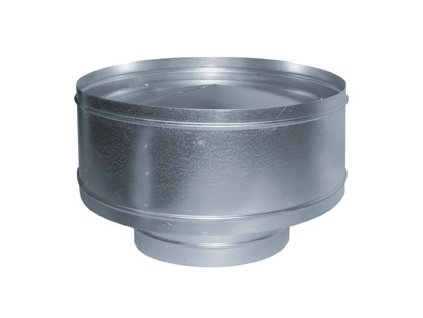 VHO 400 - střešní ventilační hlavice