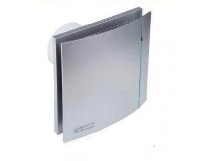ventilatory Silent Design 100 silver