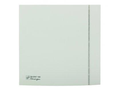 ventilatory Silent Design 100 swarovski white
