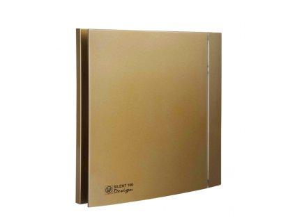 ventilatory Silent Design 100 gold