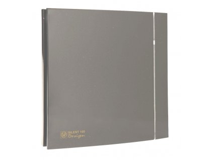 ventilatory Silent Design 100 grey