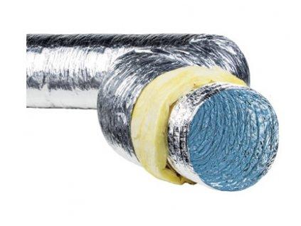 Izolované hygienické ohebné potrubí TERMOFLEX 25 HYGIENIC 127 (10m)