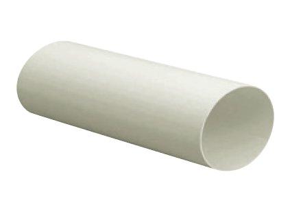 Kruhové plastové vzduchotechnické potrubí UK-PP-125/1000