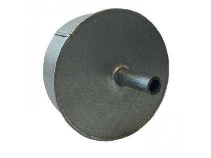 Záslepka s odvodem kondenzátu DFLK 125