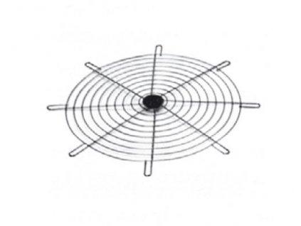 Ochranná mřížka ventilátoru DEF 200 A8