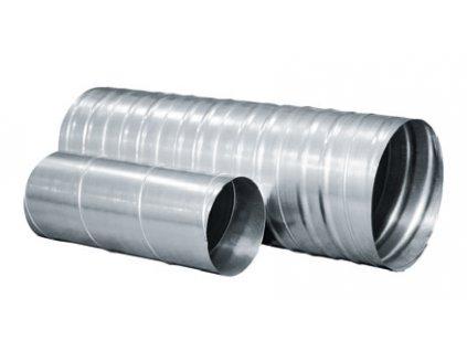 Vzduchotechnické potrubí SPIRO 100 (3m)