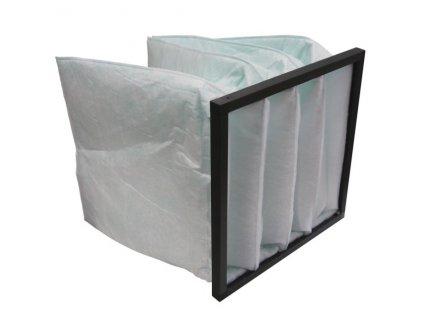 Kapsový filtr MFR 100, 125, 160/3