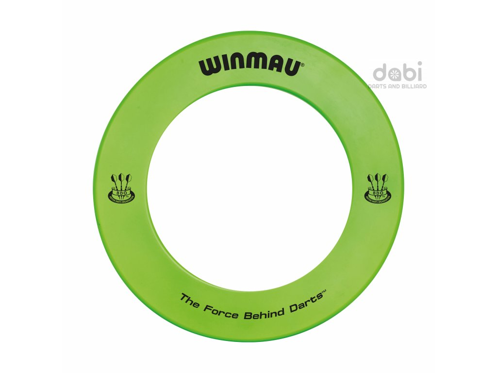 4413 Printed Green Surround Only