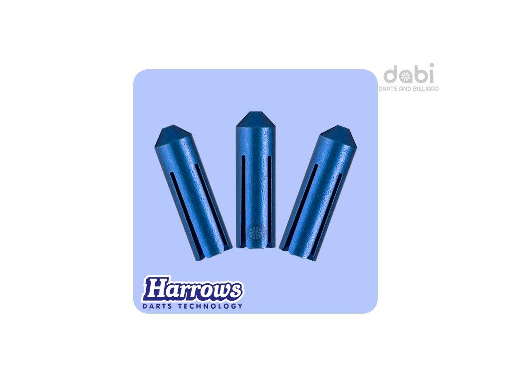harrows aluminium flight protectors blue