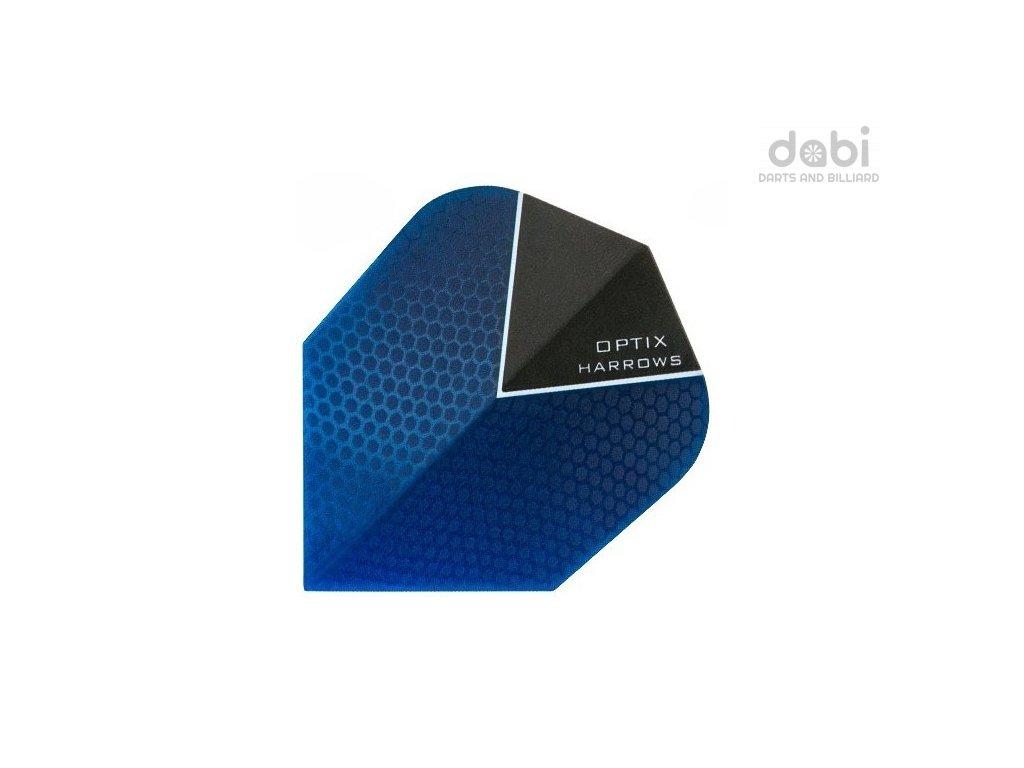 Letky Harrows Optix 2101 modré