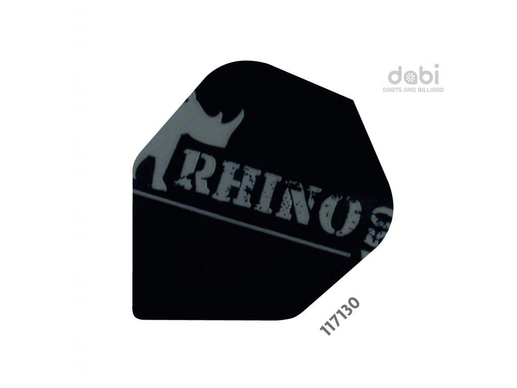 Letky Target Rhino 150 černé