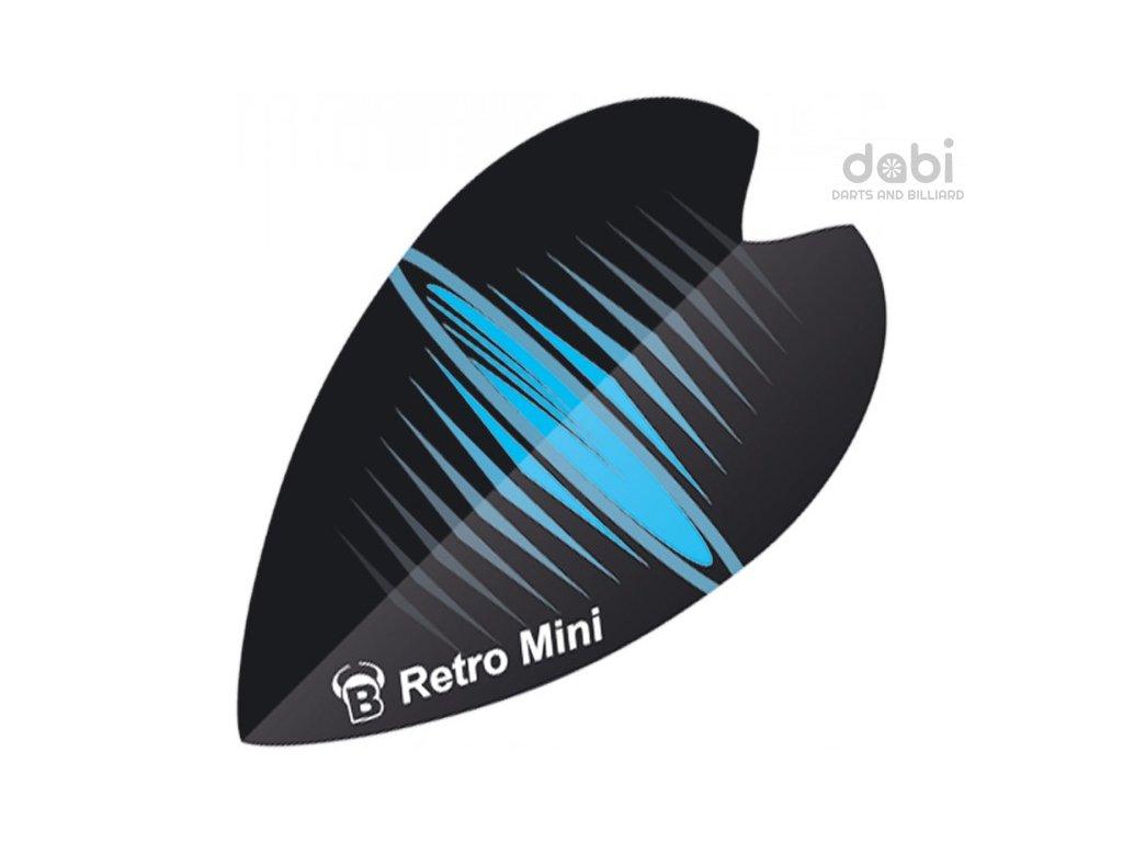 Letky Bull's Retro Blue 100 Micron