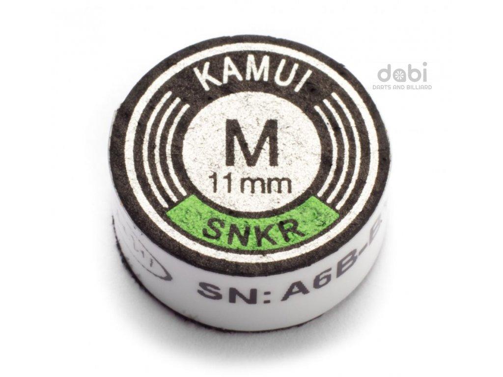 Kůže na tágo Kamui Black Original M 11 mm