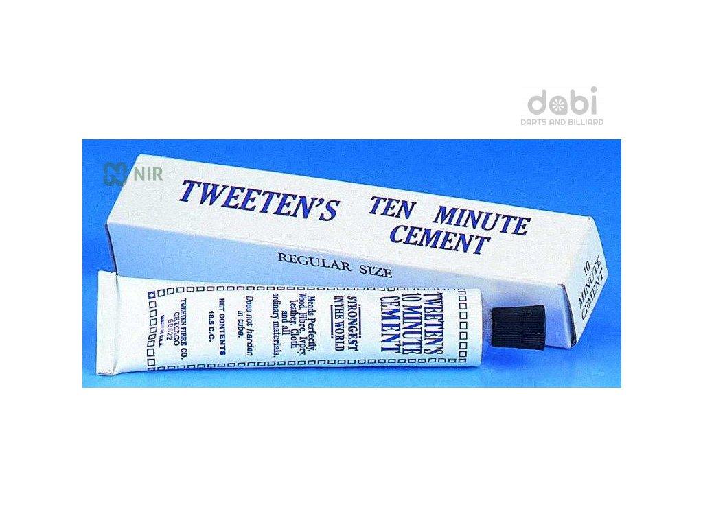 Lepidlo Tweeten cement na tágo
