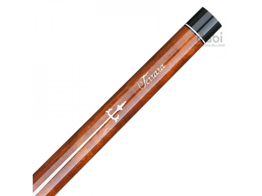 Tágo karambol Longoni Ferrara Brown 11mm, 480g