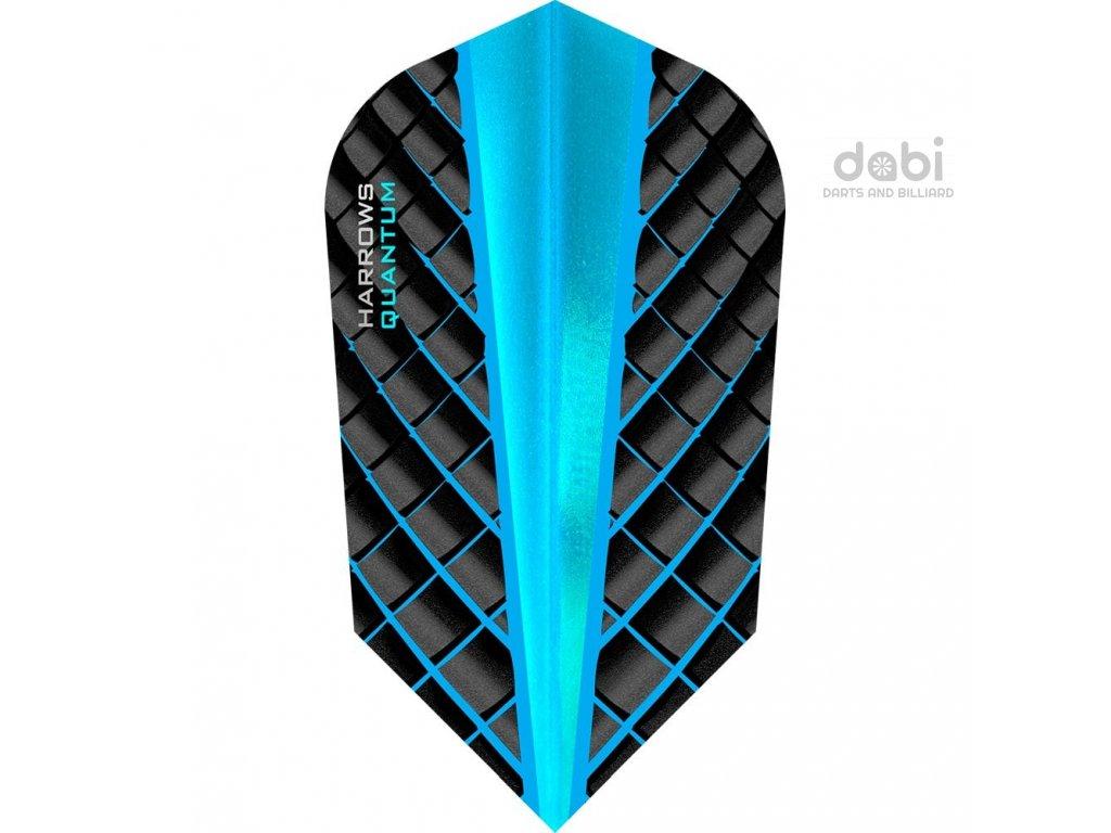 Letky Harrows Quantum 3D Aqua Blue slim