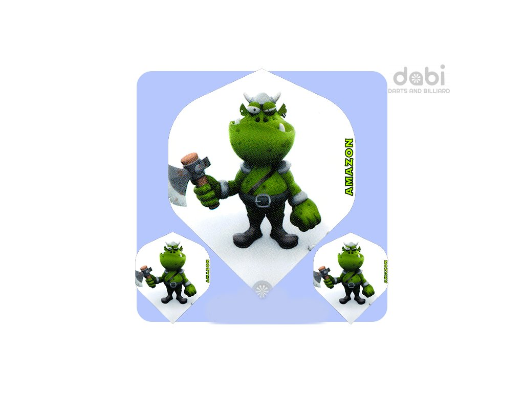 dartflightsamazonlifestdfrog