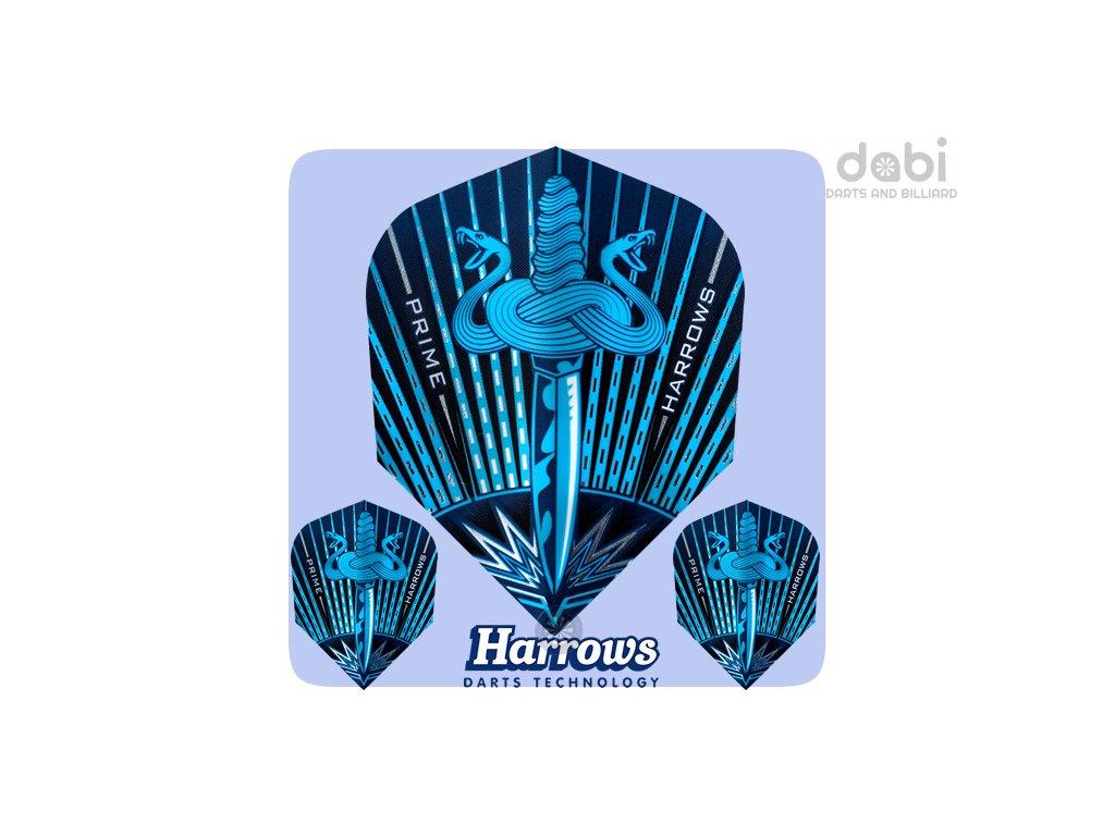 harrows prime dart flights std 7525