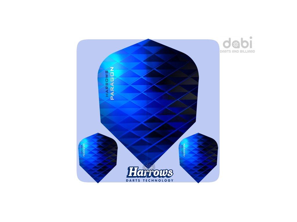 harrows paragon dart flights 7601
