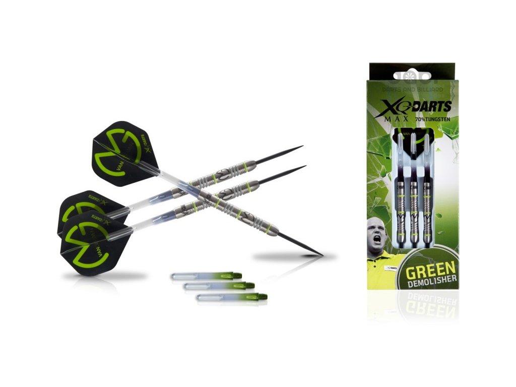 xq max green demolisher 70 qd7220010 5399