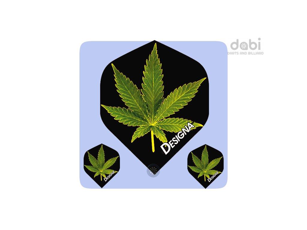 designadsxflightcannabisleaf