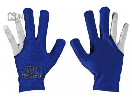 Kulečníková rukavice Renzline Blue - levá