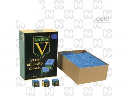 Křída na tágo Vaula modrá 12 ks