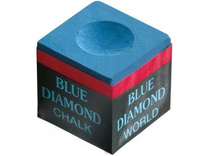 Křída na tágo Blue Diamond - box 2 ks