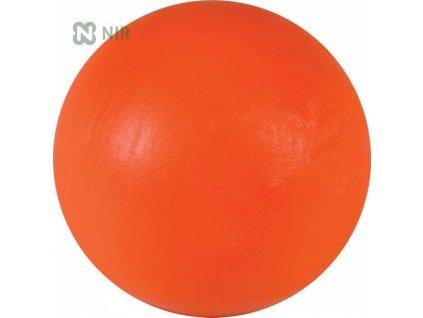 Míček stolní fotbal Oranžový 34 mm