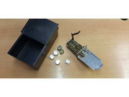 Mincovník GB + žetony