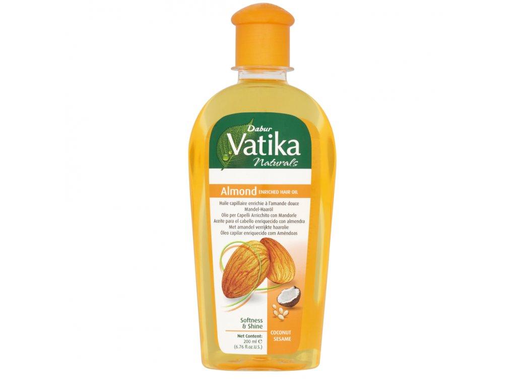 Dabur Vatika Enriched Hair Oil Almond 200ml