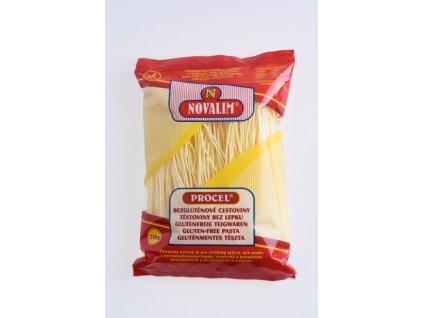Bezlepkove cestoviny spagety