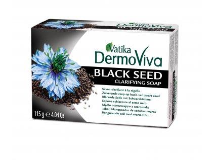 Vatika Naturals BlackSeed Soap 115g