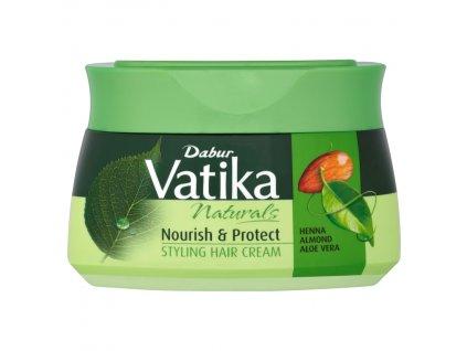 Vatika Hair Nourish & Protect Cream 140ml