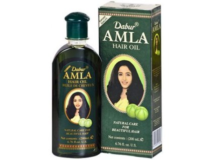 Dabur Amla Hair Oil (Amla Fruit) 200ml
