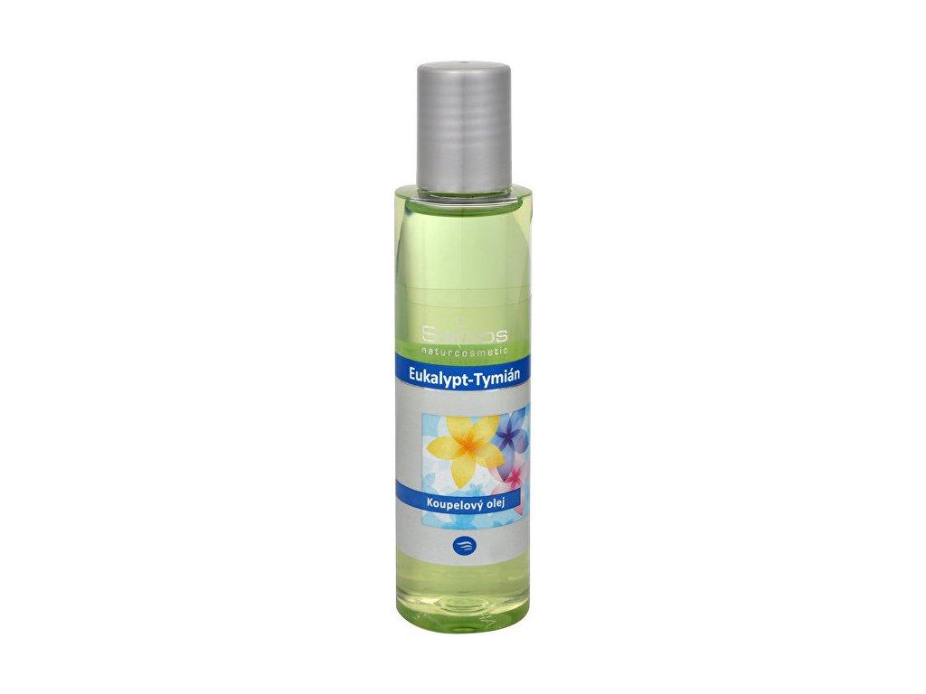 102365 saloos koupelovy olej eukalypt tymian 125 ml