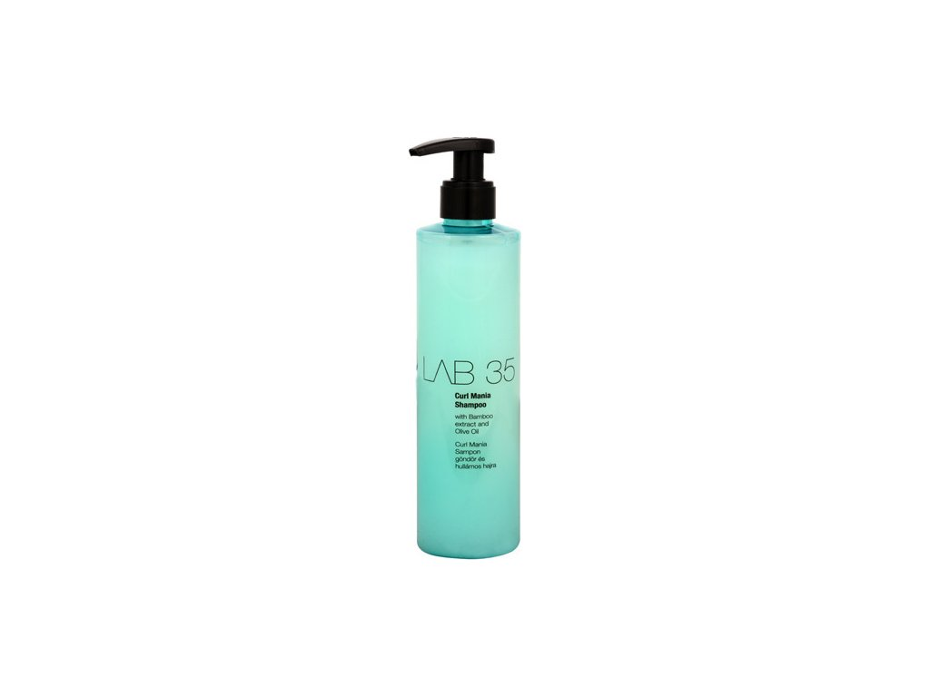 106373 kallos lab 35 sampon pro vlnite vlasy lab35 curl with bamboo extract and olive oil 300 ml