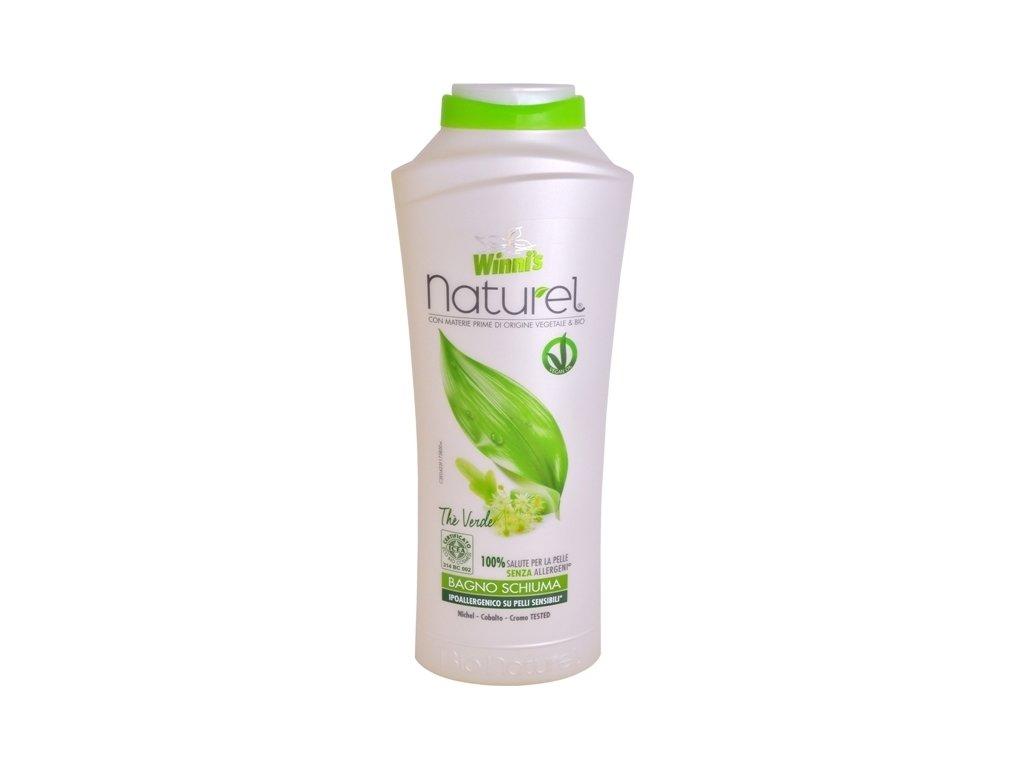 106553 1 winni s naturel bagno schiuma the verde pena do koupele se zelenym cajem 500 ml