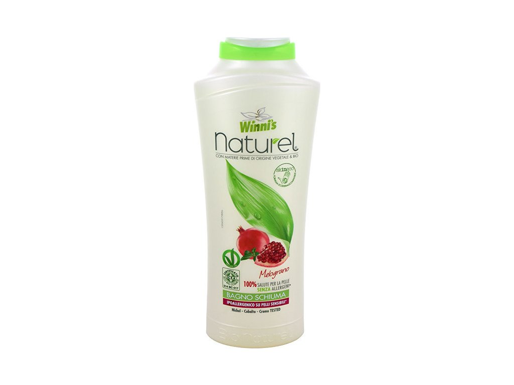 107234 1 winni s naturel bagno schiuma melograno pena do koupele s granatovym jablkem 500 ml