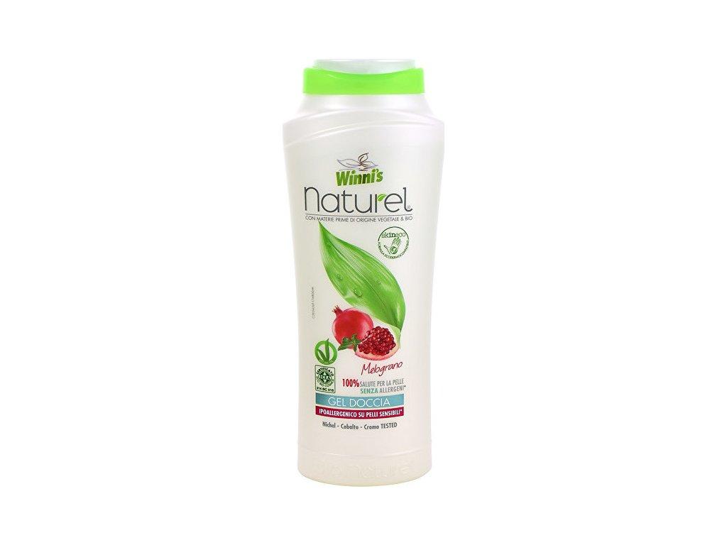 107243 1 winni s naturel gel doccia melograno sprchovy gel s granatovym jablkem 250 ml