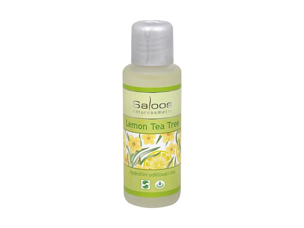 110684 saloos hydrofilni odlicovaci olej lemon tea tree 50 ml
