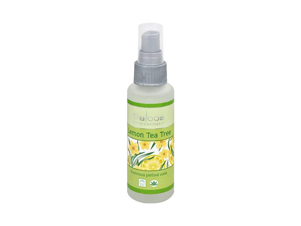 119612 saloos kvetinova pletova voda lemon tea tree 50 ml