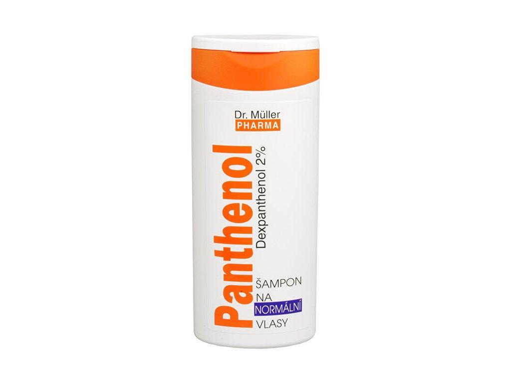 121163 dr muller panthenol sampon pro normalni vlasy 250 ml