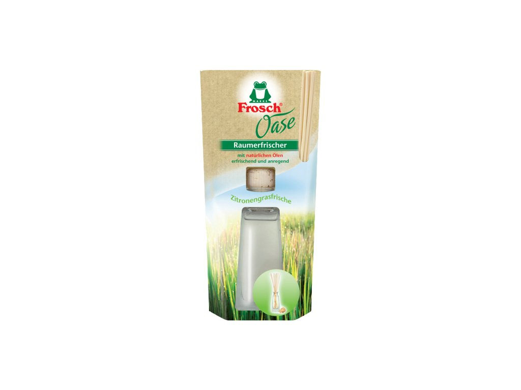 124673 frosch bytovy parfem oase citronova trava 90 ml