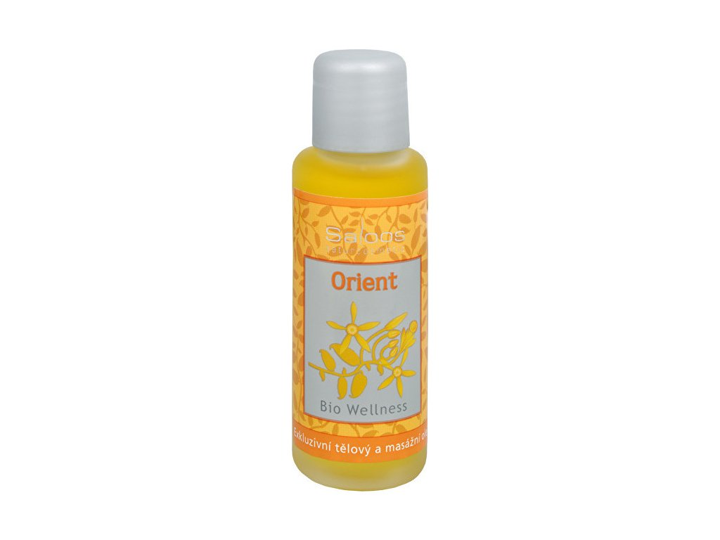 126083 saloos bio wellness exkluzivni telovy a masazni olej orient 50 ml