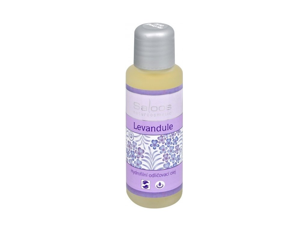 138140 saloos hydrofilni odlicovaci olej levandule 50 ml