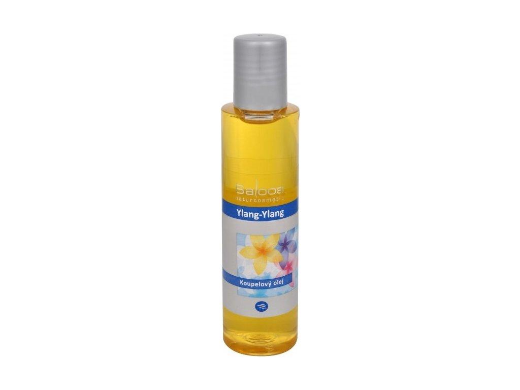 140588 saloos koupelovy olej ylang ylang 125 ml