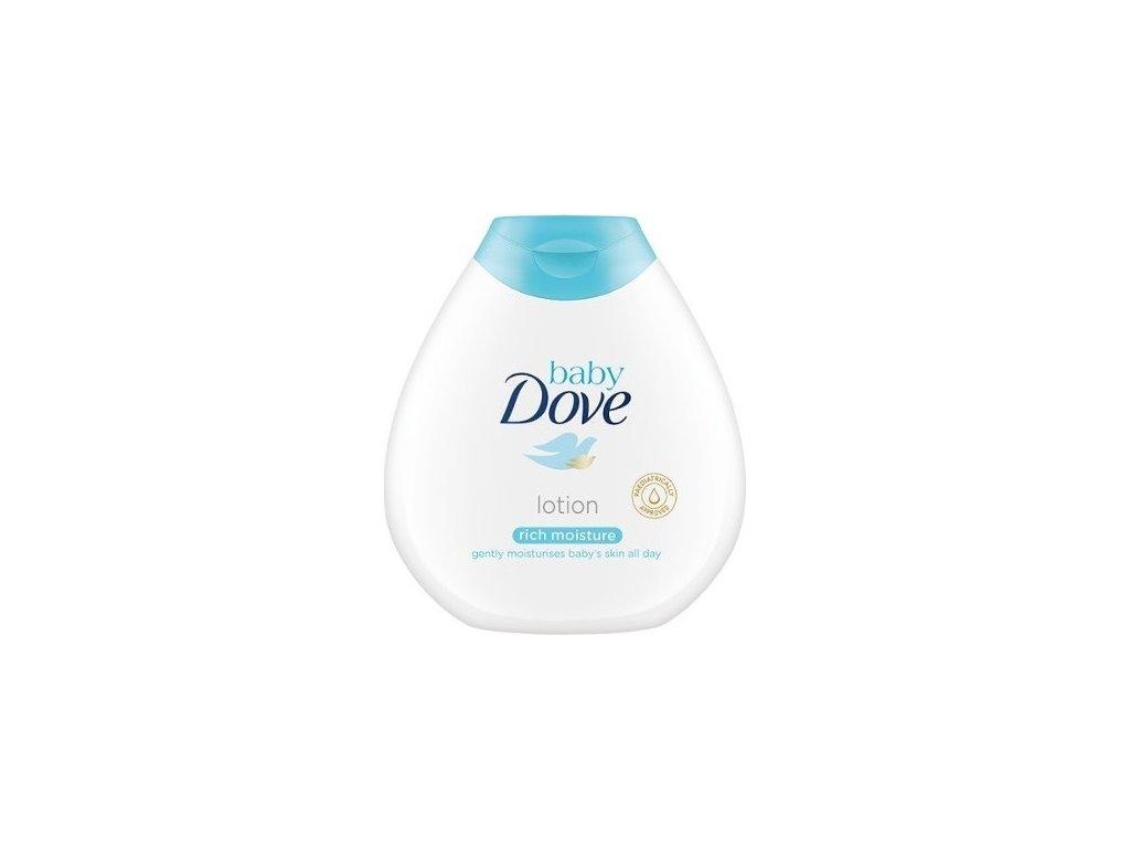 140813 dove hydratacni telove mleko pro deti baby rich moisture lotion 200 ml
