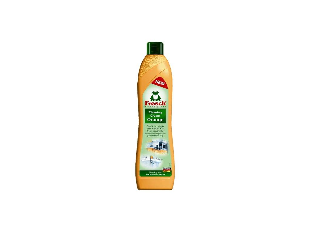 214637 frosch pomerancovy cistici krem 500 ml