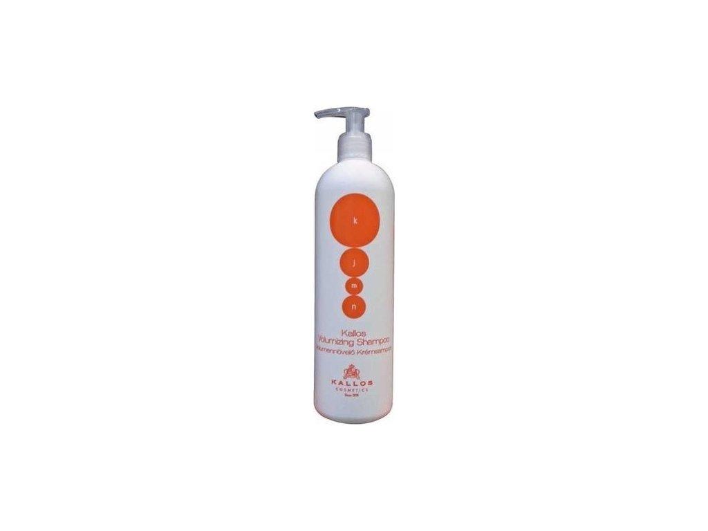 228653 kallos sampon pro zvetseni objemu vlasu volumizing shampoo 1000 ml